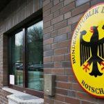 В консульском отделе посольства Германии с февраля 2020 нет приема документов на Шенген
