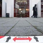 В Германии продлили локдаун до 28 марта 2021 года